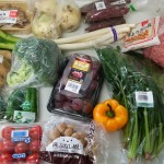 毎週の作り置き。購入した食材(野菜)を紹介します