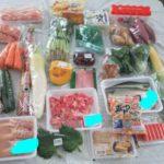 今週の「作り置き」買った食材はこちらです。