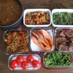 忙しくてもこれだけは欠かせない!弁当と夜ご飯の作り置き。