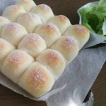 初心者でも手軽に作れる白パン!手作りパンで休日のランチの時間を楽しもう!