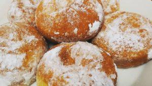 ピロシキだって作れちゃう!夏場のパン作りも楽しんでいます