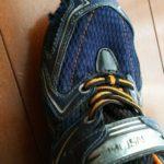 子供靴は履きやすい物を選んでいます