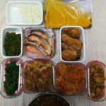 今週の作り置きは!10品です!平日は料理を行う時間を減らします。